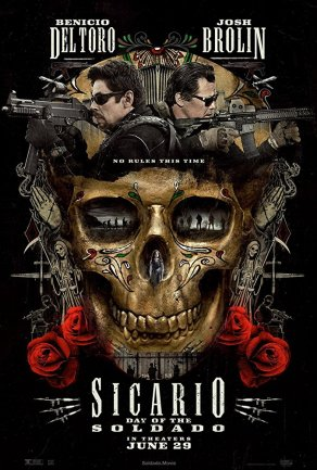 Sicario: Day of the Saldado Poster
